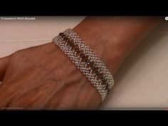 Potawatomi Stitch Bracelet ~ Seed Bead Tutorials