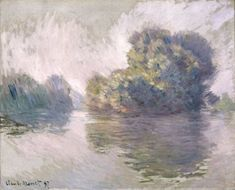 Claude Monet (French, 1840-1926). The Islets at Port-Villez (Les Iles à Port-Villez), 1897. Oil on canvas, 32 3/16 x 39 3/4 in. (81.8 x 101 cm). Brooklyn Museum, Bequest of Grace Underwood Barton, 68.48.2