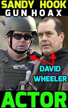 Sandy Hook (Gun Hoax SOLVED): DNC Traitors And Newtown Actors