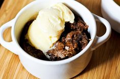 Southern Chocolate Cobbler