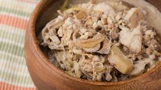 Banana blossoms cooked in coconut milk is a healthy Filipino side dish.