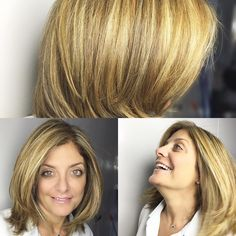 Thank you to everyone for commenting on here Facebook and Twitter on @#RHONJ @karhywakile's new hair color for summer 2016. This is step 1 towards her new look. Thanks to @brazilianbondbuilder for assuring me that her hair would be safe and protected with all the highlights and lifting that I did in one step. I used @kenraprofessional 8N 7NA on her roots with #brazilianbondbuilder in the color. I went in on blow dried with #kenracolor lightner and 40 vol with #b3 to protect her hair. I…