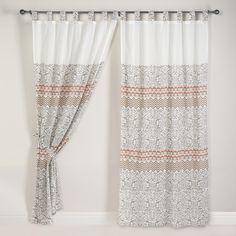 Zuni Print Voile Curtain-Zuni Print Voile Curtain | World Market