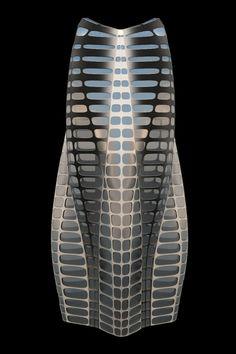 Zaha Hadid Architects, Bilbao, Spain, Zorrotzaurre, Zaha Hadid, tower, BBK Bank, headquarters, Guggenheim Museum
