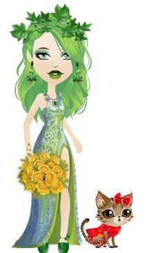 Poison Ivy, Ядовитый Плющ