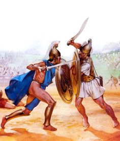 The Ancient Greeks were trained in hoplomachia through a dance called Pyrichi, that had standardized defensive and offensive moves.