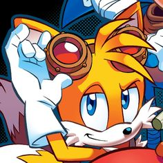 Tails the fox. Sonic The Hedgehog, Silver The Hedgehog, Sonic And Amy, Sonic And Shadow, Cute Characters, Cartoon Characters, Tails Boom, Sonic Franchise, Mario