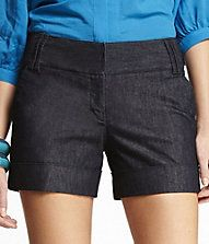 love that express has a good selection of longer (4-4.5 in) inseam shorts