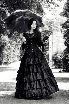 Awesome Gothic Dress