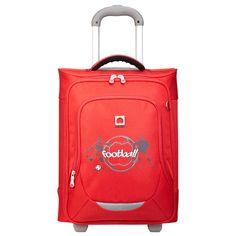 Kids' suicase DELSEY #backtoschool #schoolbag #red #Delsey