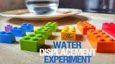 Water Displacement Experiment . Activities for Kids: Adventures In Learning . PBS Parents | PBS