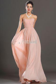 Natürliche Taile luxus bodenlanges sittsames Abendkleid/ Ballkleid mit Sweep zug