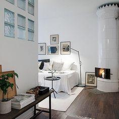Nordhemsgatan 45 A: Unik sekelskifteslägenhet i etagé med villakänsla stylad av @studiocuvier #studiocuvier #alvhem #alvhemmakleri #linné