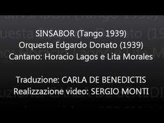 SINSABOR - Donato - Traduzione in italiano