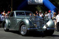 Horch 853 Stromlinean-Coupe Manuela von Bernd Rosemeyer (1937)