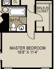 Master Bedroom Floor Plan Ideas master bedroom floor plan - souped up hotel room layout. | master