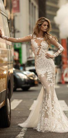 Berta Bridal Fall Collection 2017   Bodas