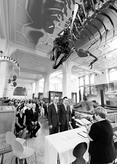 Science and History Themed Museum Wedding: David  David