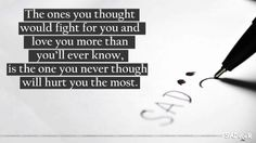 Life and Love Hurting Quotes Images For Him or Her