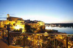 Menorca: Puerto de Mahón
