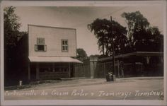 Cartierville. Ice Cream Parlor & Tramways Terminus [image fixe]  