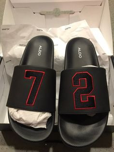 BRAND NEW Aldo Slides. Size 9 in Men if you are a 8 or you can fit these. Brand new fresh slides, Very comfortable. Look cool with joggers and jeans. Men Sandals, Slide Sandals, Futurism, Pool Slides, Look Cool, Aldo, Gentleman, Joggers, Naruto