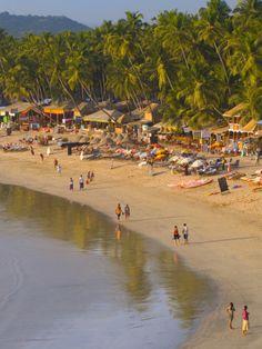 Palolem Beach, Goa, India www.madryns.com