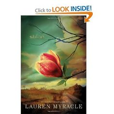Shine by Lauren Myracle  small town story