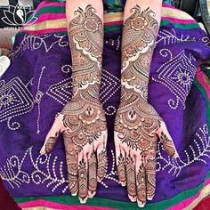 Henna by Divya - fab Bridal!