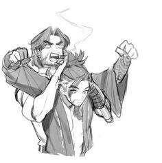 """微博 Hanzo just like """"what?"""""""