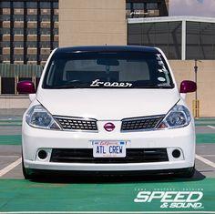 ATL Crew stance Nissan Tiida