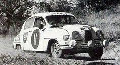 Saab 96, East African Safari Rally 1962