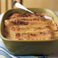 Swiss Enchiladas Recipe | MyRecipes.com