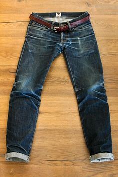 perfect selvedge