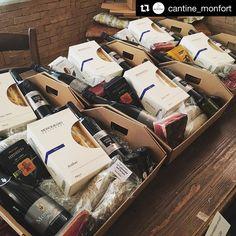 #Repost @cantine_monfort  I nostri cesti vanno a ruba  Un #NataleMonfort per festeggiare in allegria! #giftideas #regalidinatale #beviTrentodoc #trentodoc #bollicine #sparklingwine #sparklingchristmas #vinotrentino #buonefeste