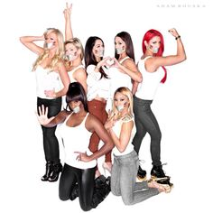 The cast of Total Divas supports #NOH8! Check out E! Online's exclusive coverage: http://eonli.ne/QAEAJg #WWENOH8 — with Summer Rae, Natalya - WWE Universe, Naomi - WWE, Brie Bella - WWE Universe, The Bella Twins, Cameron - WWE Universe and Eva Marie.