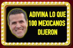 8 Mejores Imagenes De 100 Mexicanos Dijeron