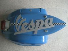 Vespa coffee table