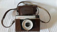 Lomo Smena 8M Vintage 35mm film camera Antique photo camera Old soviet lomo camera 80s Lomography retro camera Gift for him by GoodOldTimesBoutique on Etsy