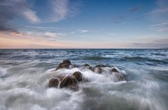 'Safety In Numbers' - White Beach, Anglesey  by Kristofer Williams