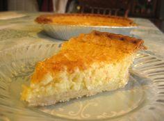 Mama's Buttermilk Pie Recipe 3 | Just A Pinch Recipes