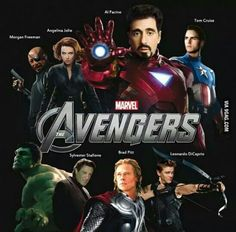 Avengers if it was made in the 80's/90's xD