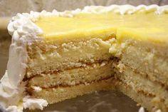 Amaze Your Friends and Family – Lemon Truffle Cake   Kickass Recipes
