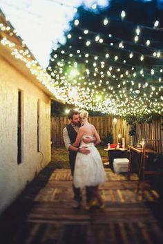 1000+ ideas about Small Backyard Weddings on Pinterest | Backyard ...