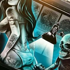 Body Art Tattoos, Tattoo Drawings, Skull Tattoos, Art Drawings, Cholo Art, Chicano Art, Aztecas Art, Skull Tattoo Flowers, Badass Drawings