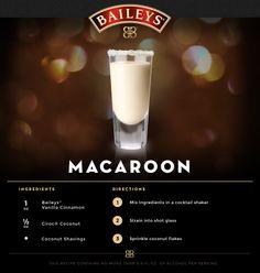Our favorite dessert! #Macaroon #BVC