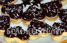 Xmas Cookies, Biscuit Recipe, Graham Crackers, Biscuits, Cheesecake, Sweets, Desserts, Recipes, Food