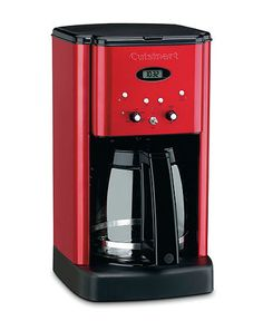 Cuisinart DCC-1200 coffee maker - helps to get the day going