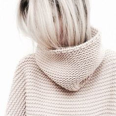 »Funnel Neck« #knitting