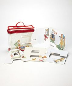 Another great find on #zulily! Dick and Jane Alphabet in a Bag Set #zulilyfinds
